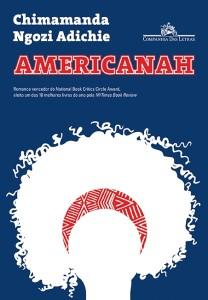 "Capa brasileira de ""Americanah"""